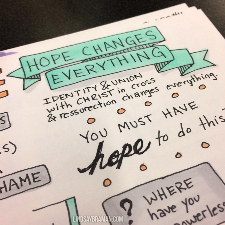 hope doodle