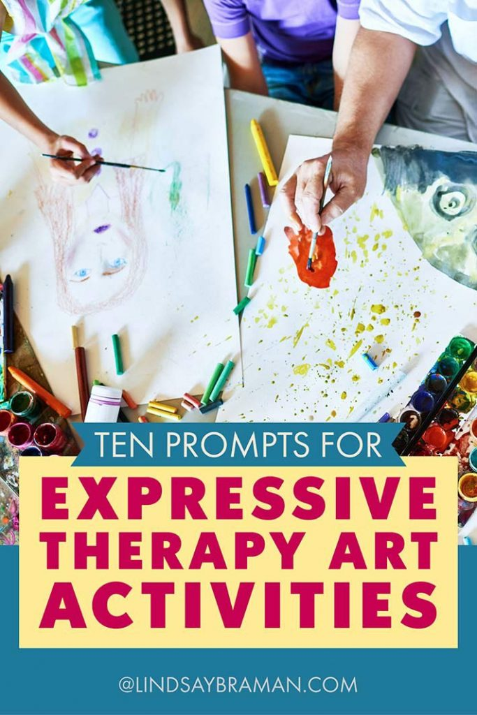 Prompts for Art Groups: Ideas for expressive prompts