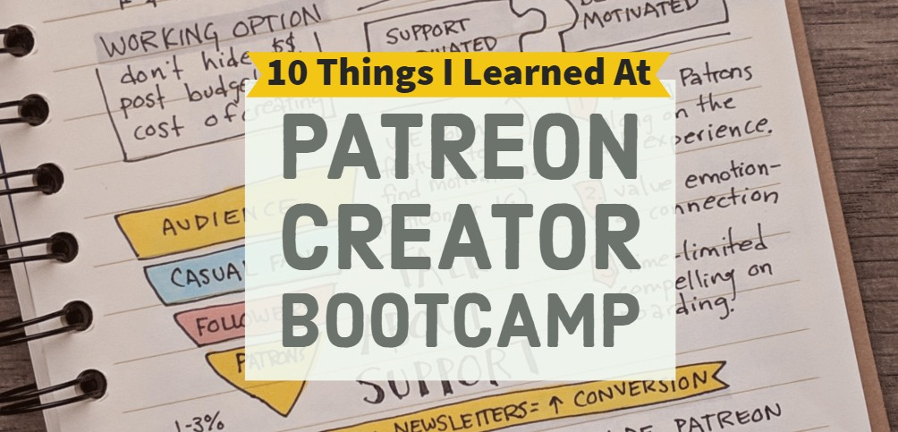 patreon marketing for creators