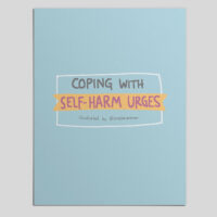 Coping with self-harm urges.