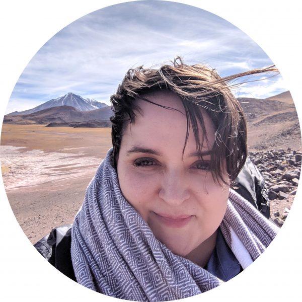 Lindsay Braman - high desert headshot