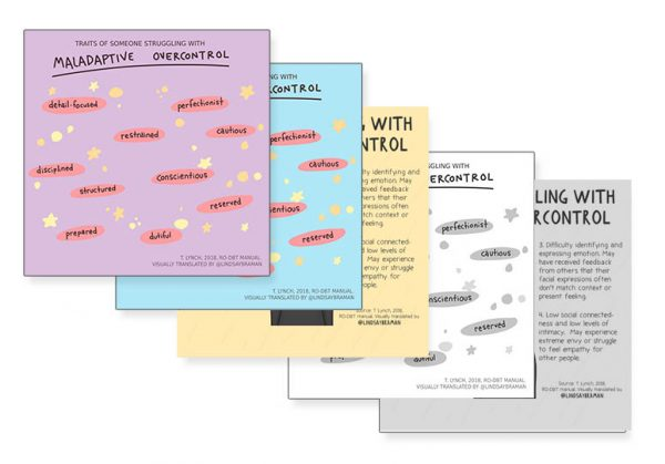PDF downloads of the maladaptive over control resource.