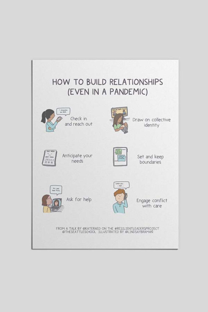 How to Build Relationships in a Pandemic