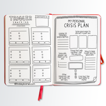 4 Bullet Journal Layouts to Support Mental Health