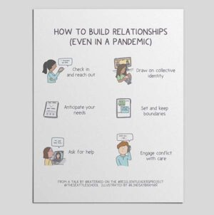 An Illustrated Guide to Relationship Building in a Pandemic