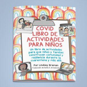 COVID: Libro de Actividades Para Niños \\ Spanish Language Covid Activity Book for Kids