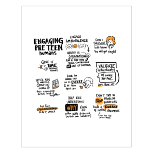 Engaging with Preteens and Tweens – PDF Handout