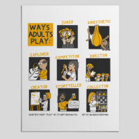 PDF download of the ways adults play.
